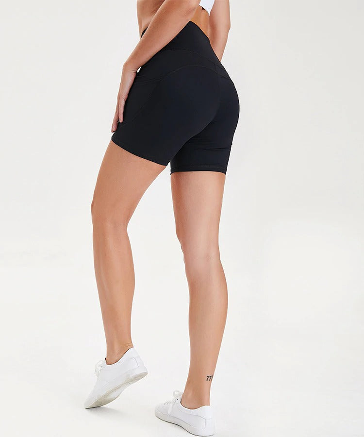 Astoria LIVE LUXE High Waist Short - Black
