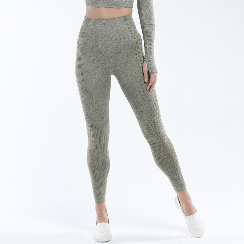 Astoria VELOCITY Full Length Legging - Faded Sage