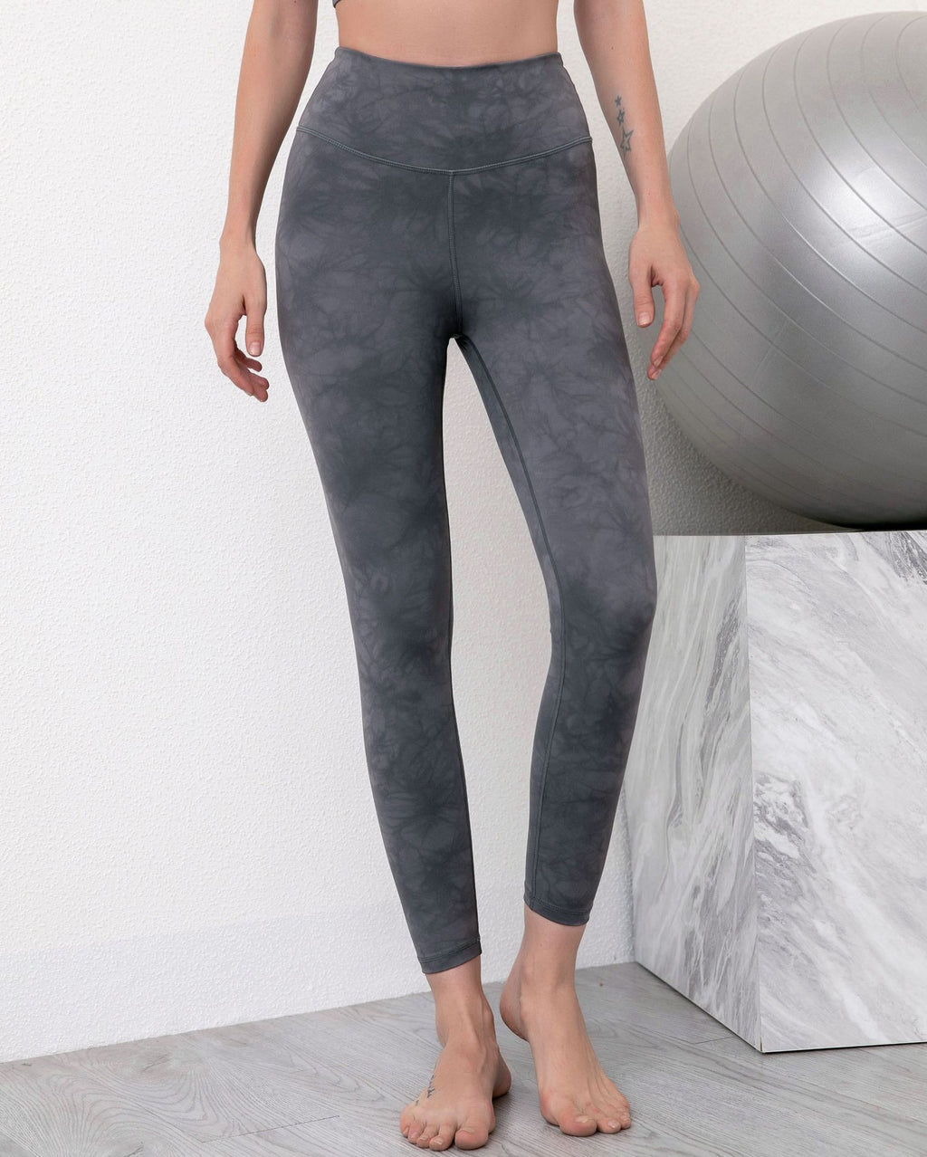 Astoria LUXE CLOUD Scrunch Legging - Charcoal