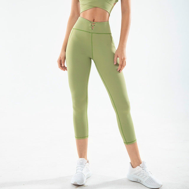 Astoria LUXE CHARGE Legging - Green