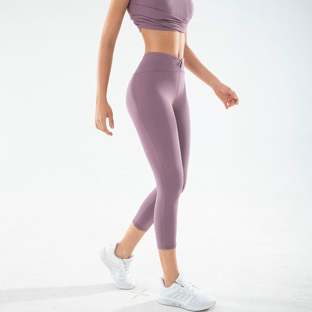 Astoria LUXE CHARGE Legging - Purple
