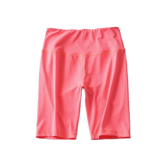 Astoria LUXE Neon Full Length Short - Watermelon Red