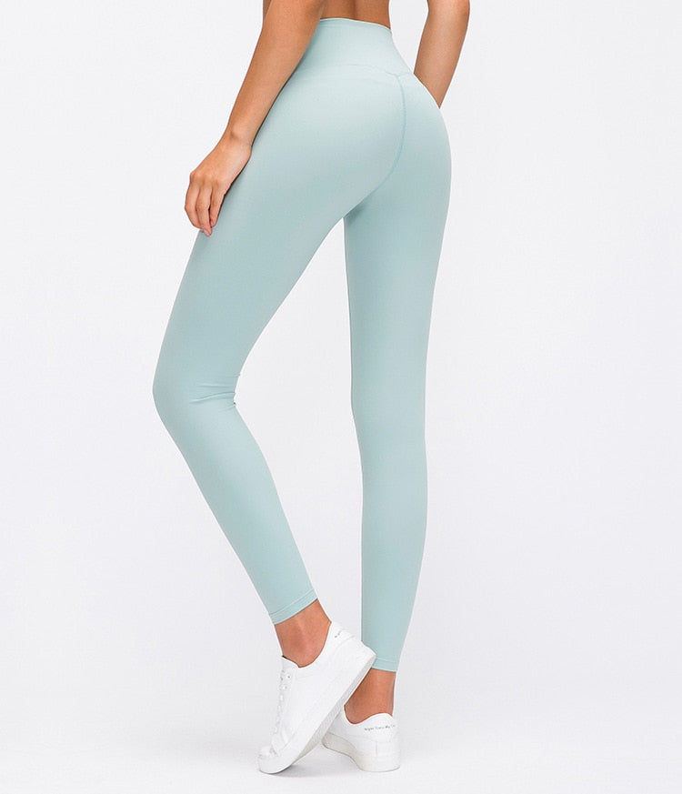 Astoria LUXE Max Support Legging - Ice Blue
