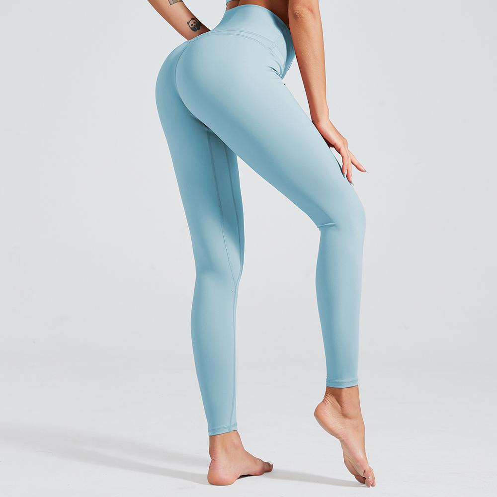 Astoria LUXE 'Never Give Up' Series Legging - Blue