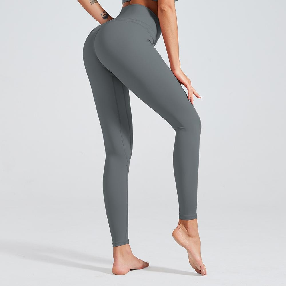 Astoria LUXE 'Never Give Up' Series Legging - Grey