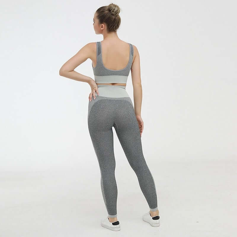Astoria ENERGY Full Length Legging - Charcoal/Grey