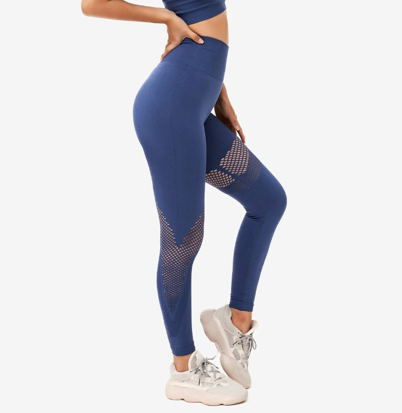 Astoria POWER Full Length Legging - Navy
