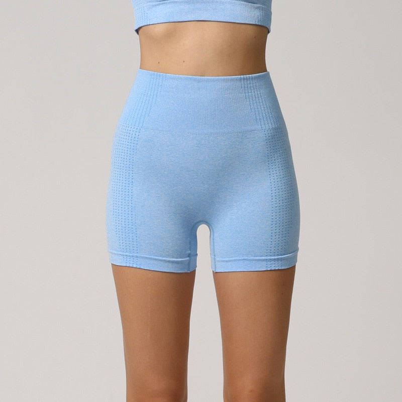 Astoria VELOCITY Mid-Length Short - Baby Blue