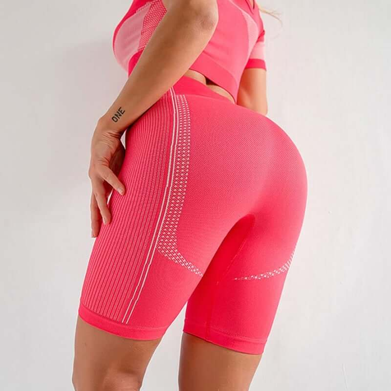Astoria FORCE Short - Hot Pink