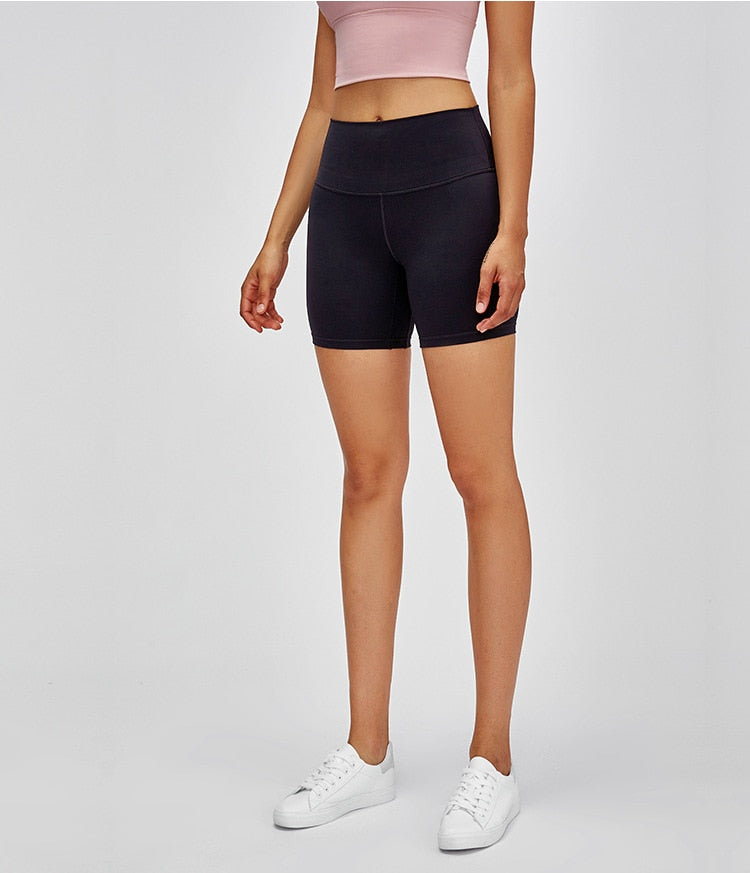 Astoria LUXE Max Support Mid-Length Short - Black