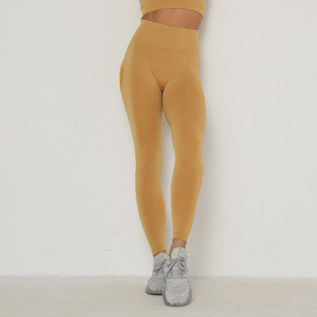 Astoria TEMPO Contour Full Length Legging - Gold