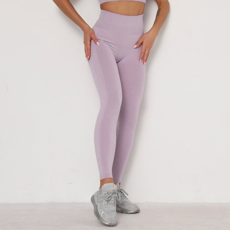 Astoria TEMPO Contour Full Length Legging - Faded Lavender