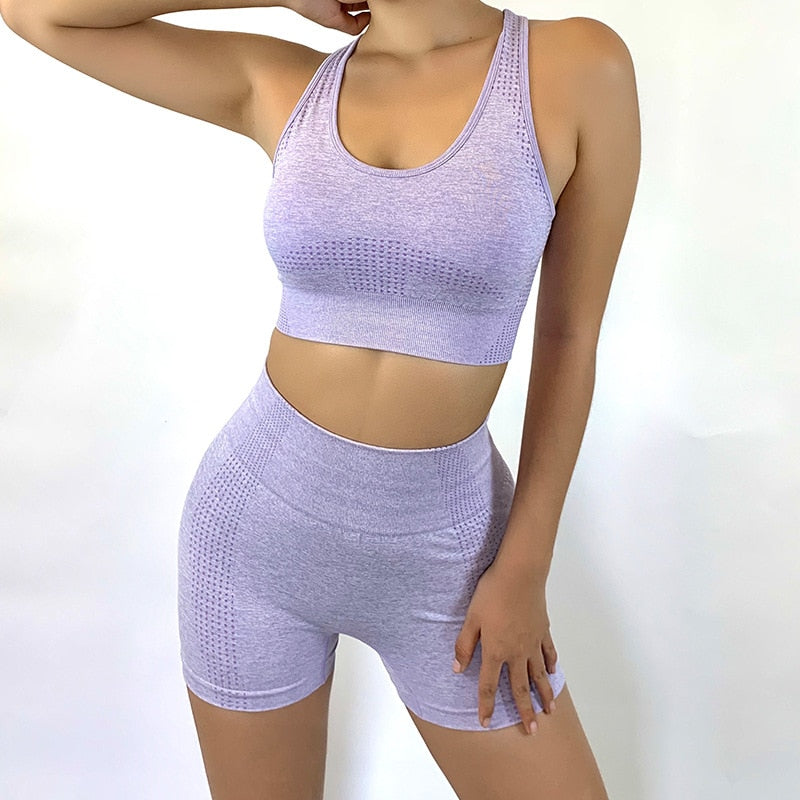 Astoria Velocity Mid-Length Short - Lavender