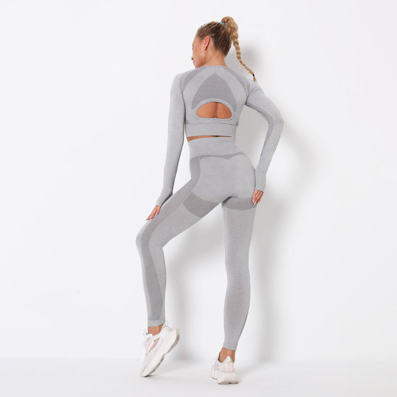Astoria PURPOSE Full Length Legging - Light Grey