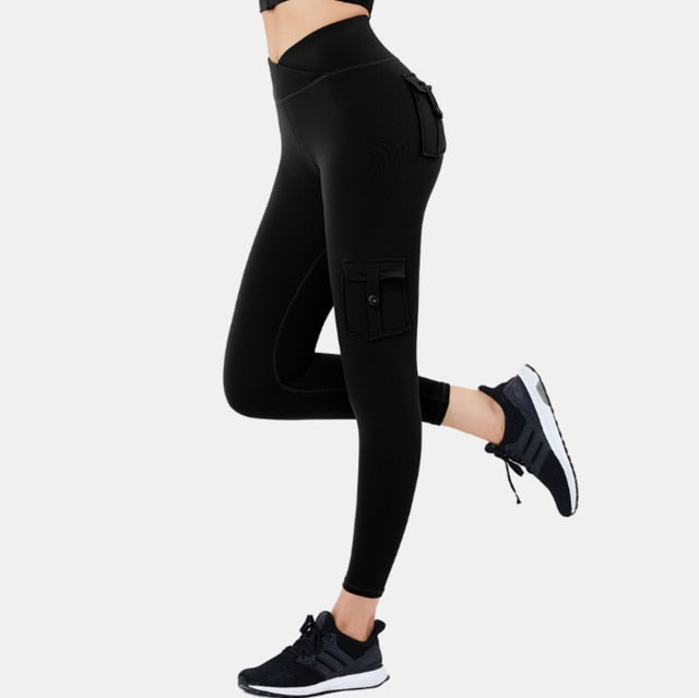 Astoria LUXE FLEX Legging - Black