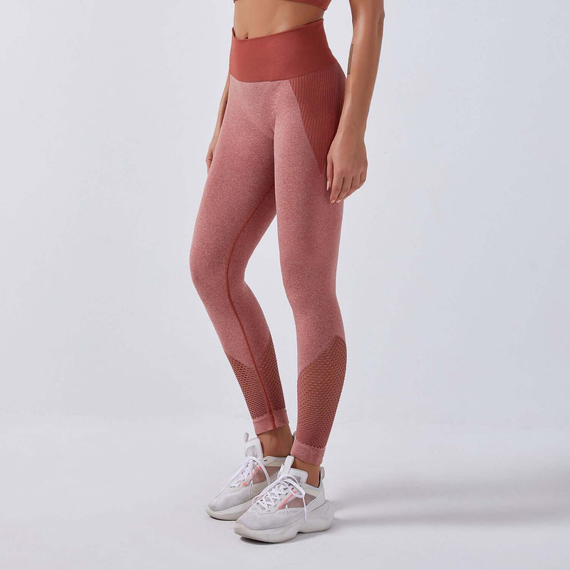 Astoria APEX Legging - Brick Red