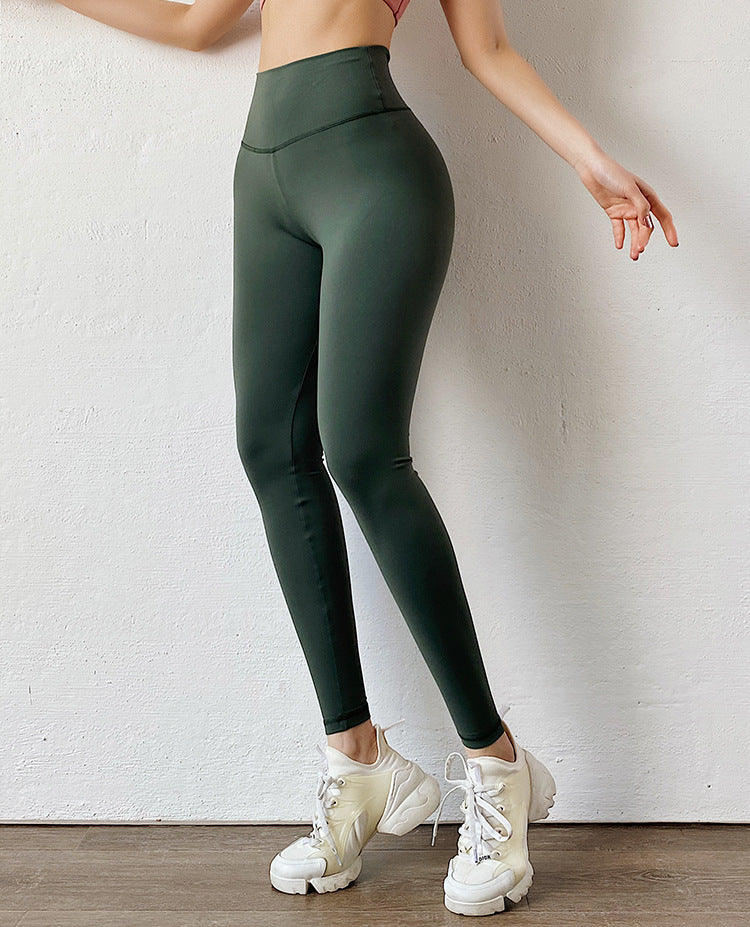 Astoria LUXE Scrunch Bow Legging - Dark Green