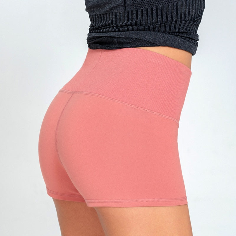 Astoria Seamless Short - Pink