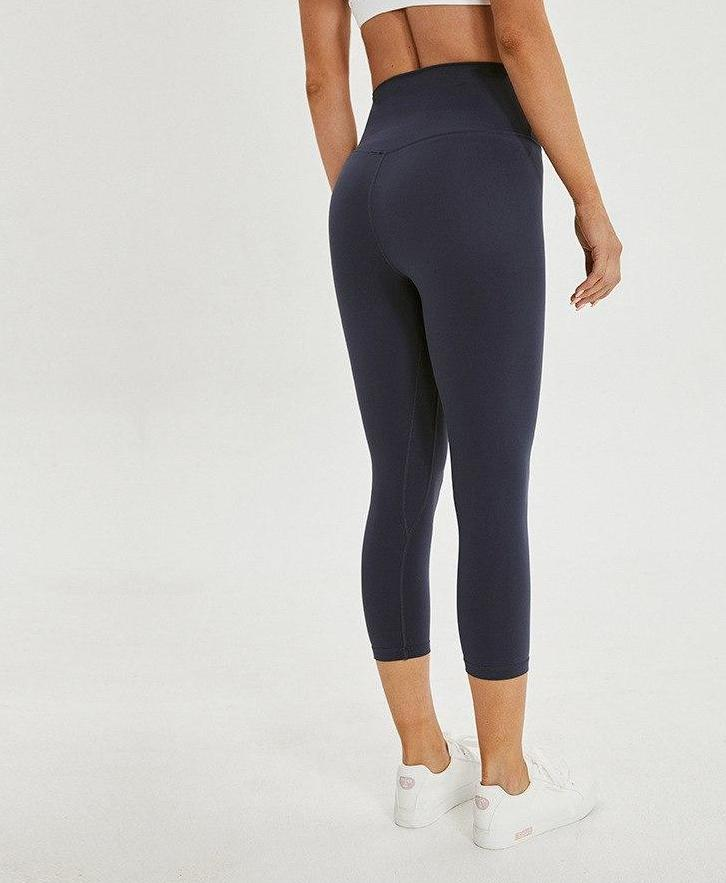 Astoria LUXE Max Support 3/4 Legging - Navy