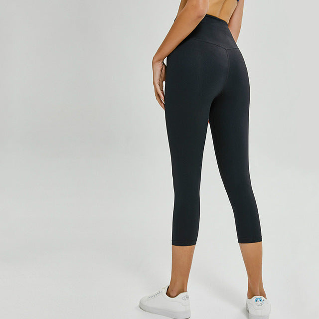 Astoria LUXE Max Support 3/4 Legging - Black