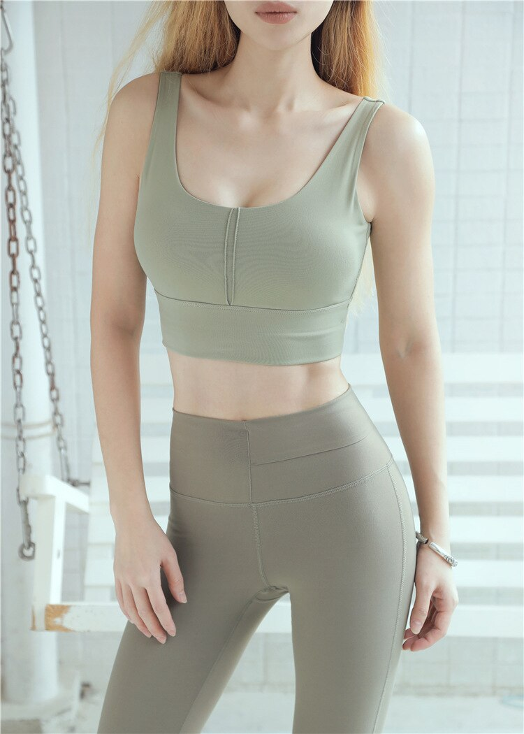 Astoria LIVE LUXE Legging - Taupe Green