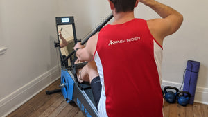 Four of the best indoor kayaking sessions for ergometer training