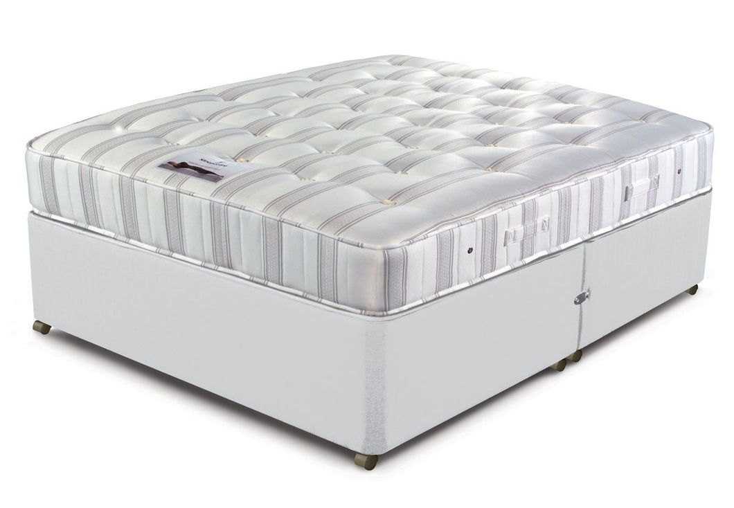 Sleepeezee Diamond 2000 Divan Bed