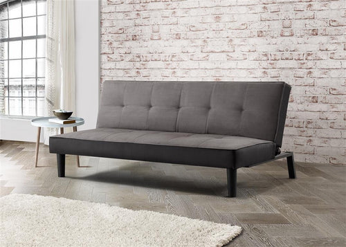 Birlea Aurora Grey Sofa Bed