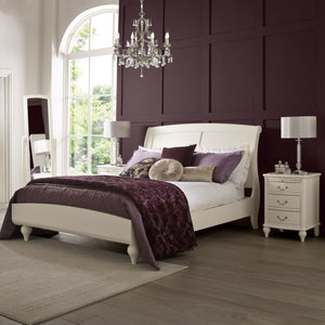 Bentley Bordeaux Ivory Bedstead