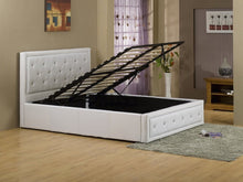 Load image into Gallery viewer, GFW Hollywood Single Ottoman Bed