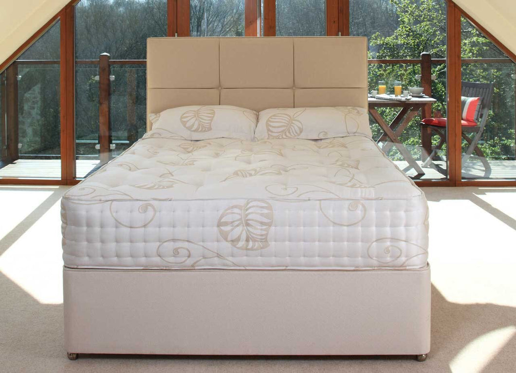 Relyon Bordeaux Divan Bed