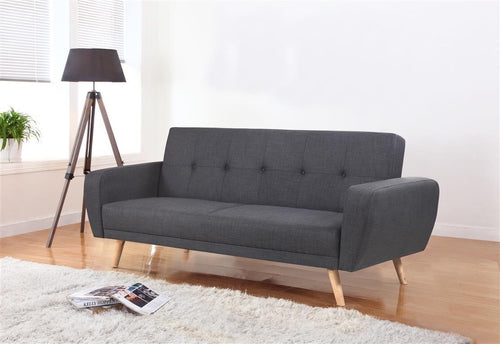 Birlea Farrow Grey Sofa Bed