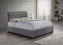Load image into Gallery viewer, Birlea Valentino 2 Drawer Bed