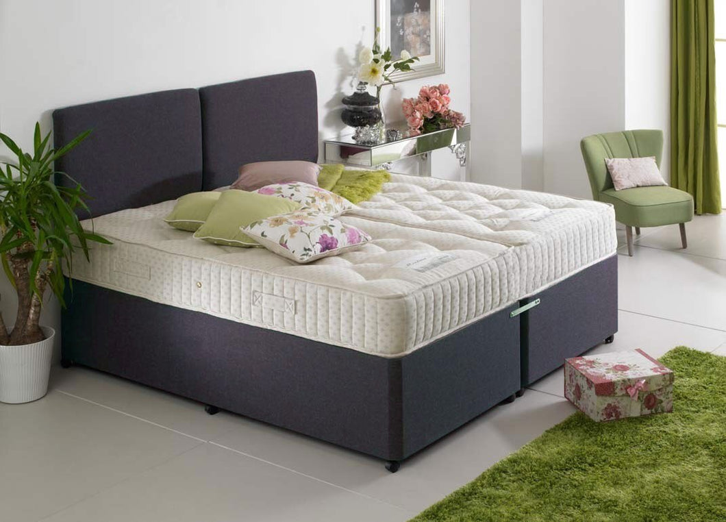 Couples Duo Custom Divan Bed