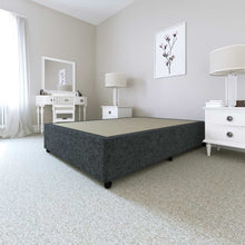 Load image into Gallery viewer, Chenille Divan Bed Base