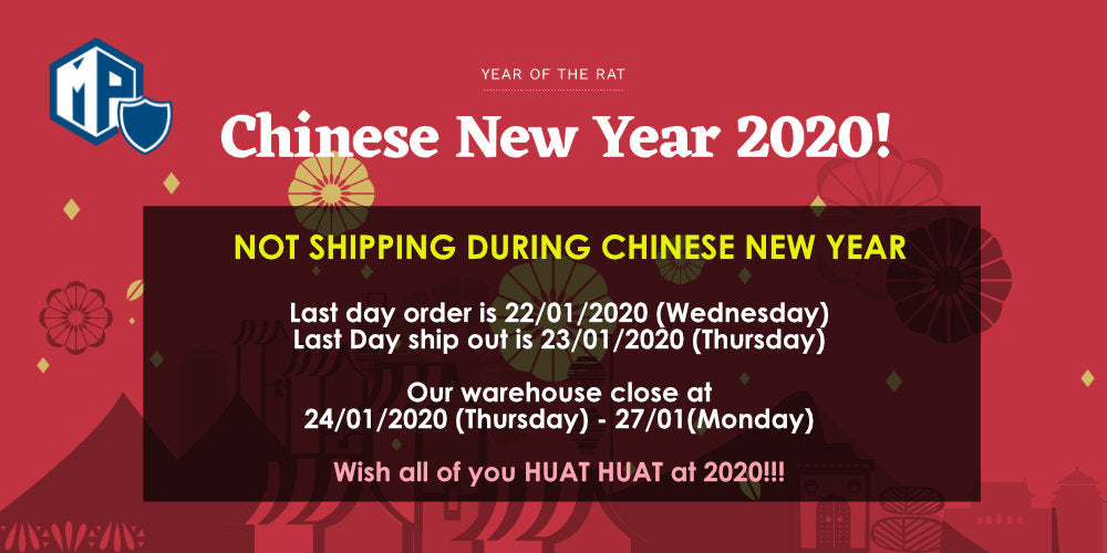 Chinese New Year - MillionParcel