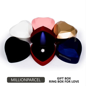 Jewellery box / Ring Gift Boxes-Packaging Materials-MillionParcel