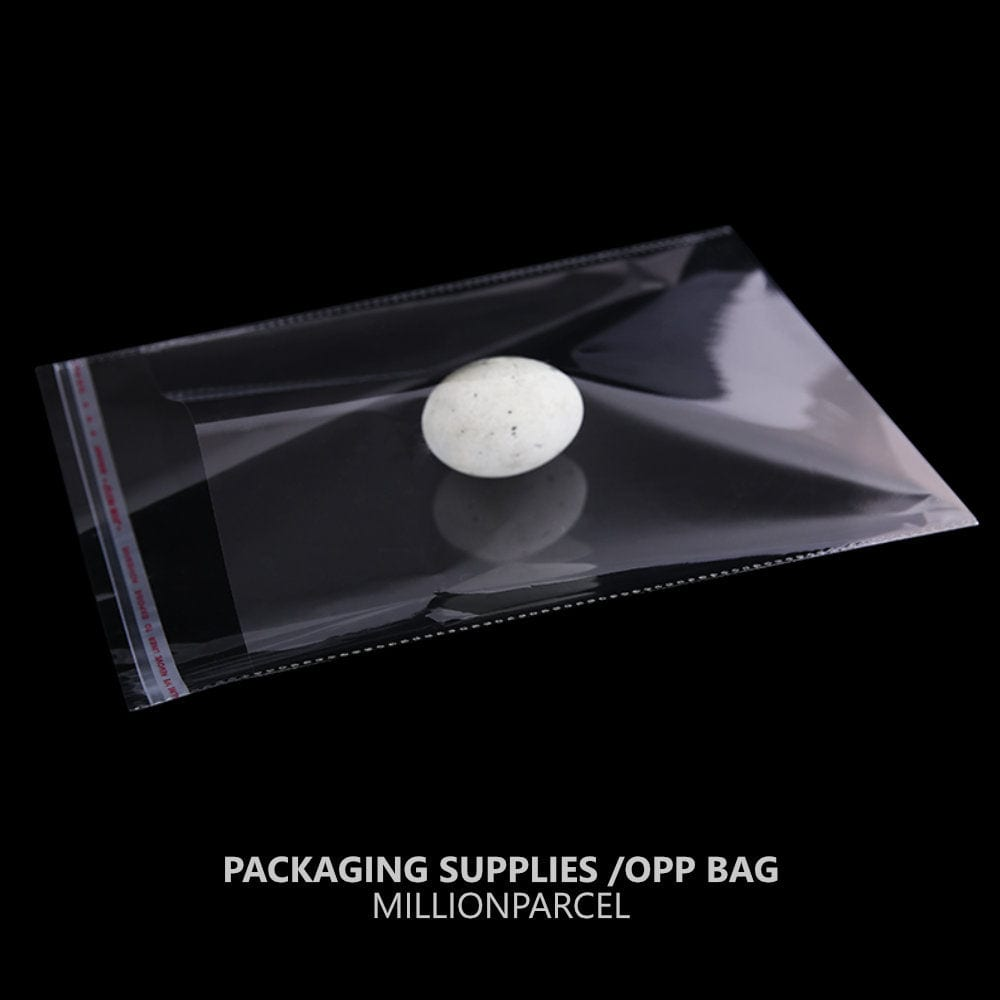 Self Adhesive OPP bag - millionparcel