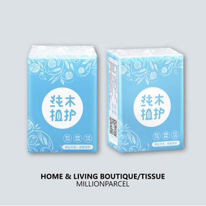 【100 pack】3ply Pocket Tissue 8 sheets - MillionParcel