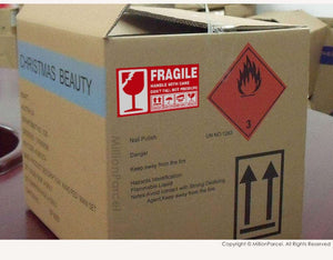 Fragile Sticker / Packaging Label - MillionParcel
