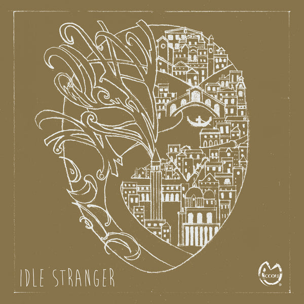 "Single ""Idle Stranger"" Card Wallet (Limited Edition)"