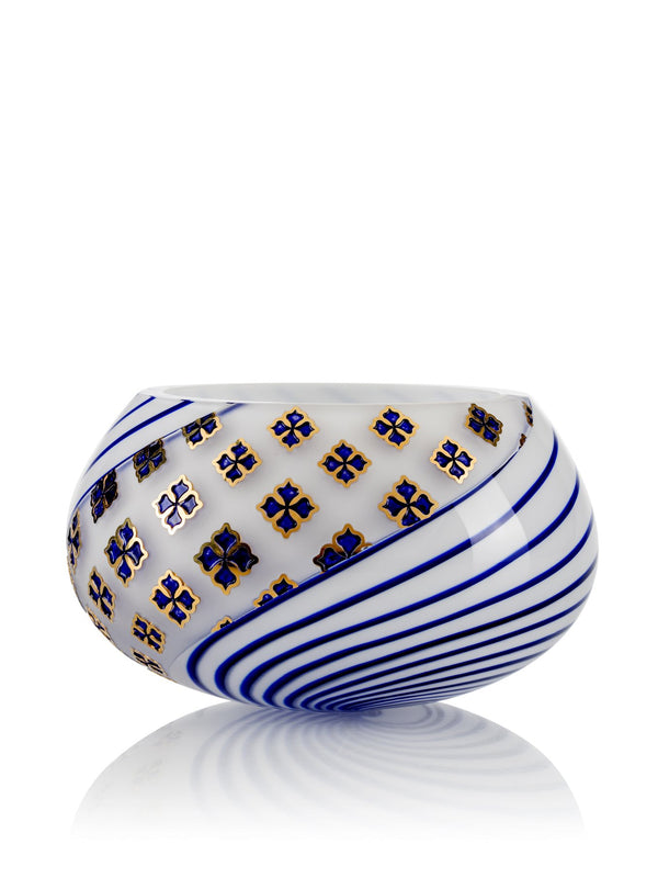 Cesm-i Bulbul Decorative Bowl Small