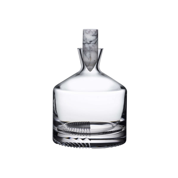 Nude Alba Whiskey Bottle