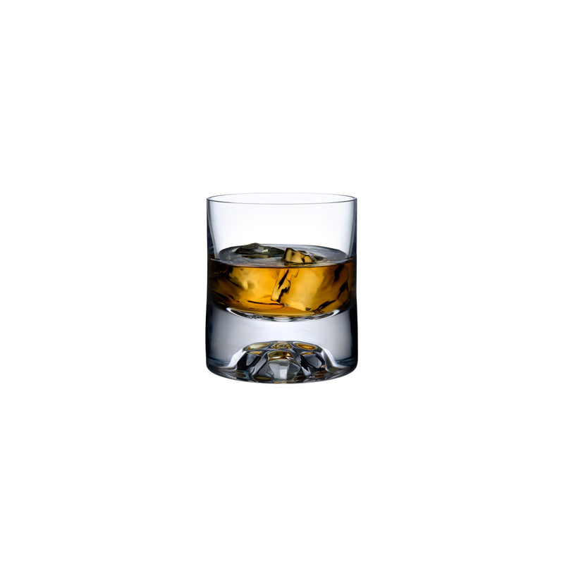 Nude Shade Set of 4 Whisky Glasses