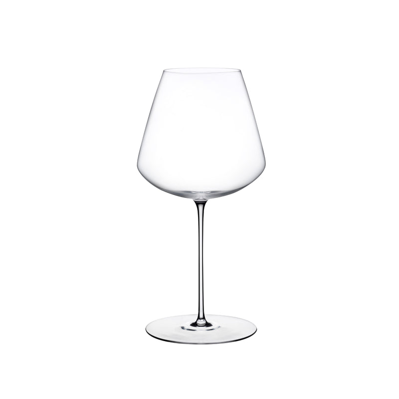 Nude Stem Zero Elegant Red Wine Glass Large