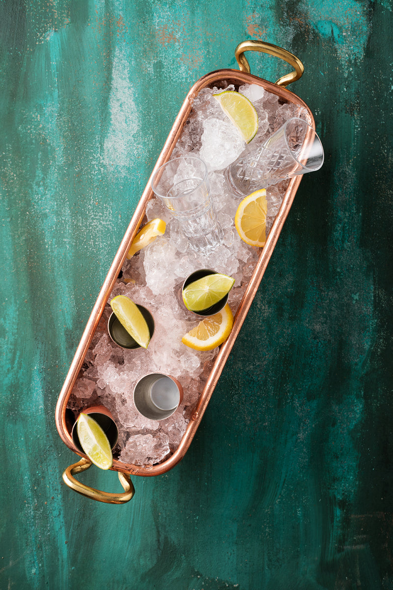 Copper Mini Party Tub