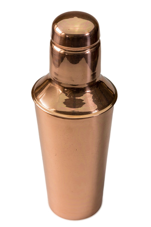 Musketeers Copper Shaker