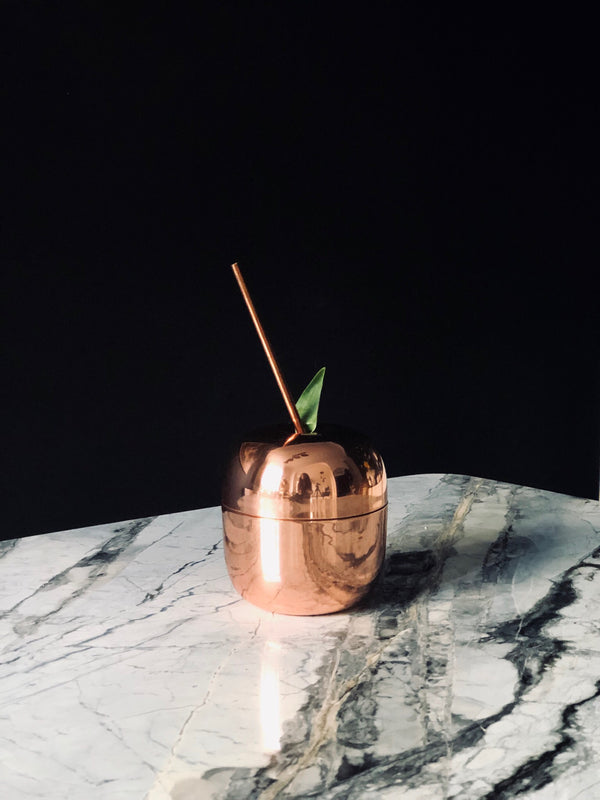 Apple Cocktail Glass