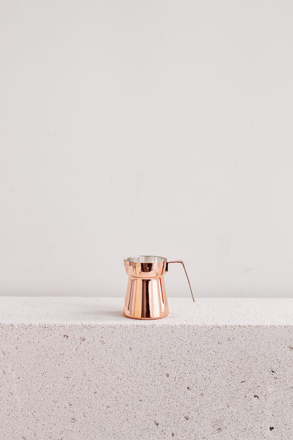 Brew Lab Copper Creamer