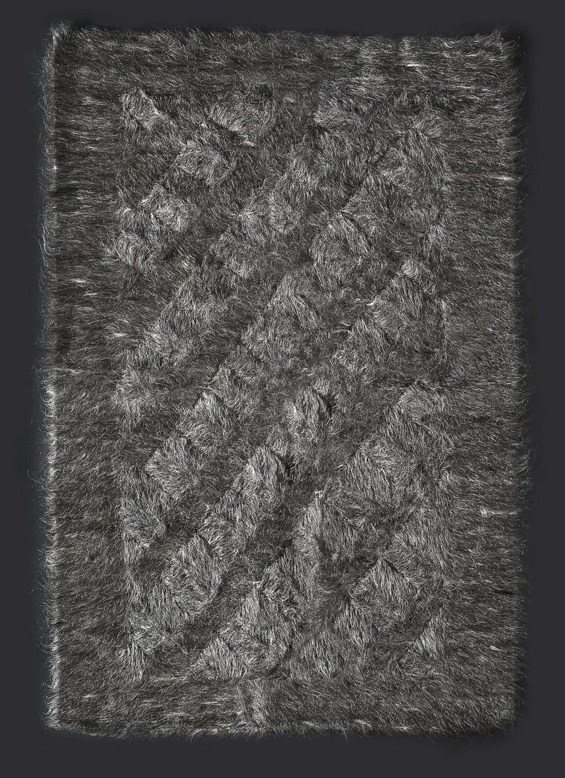 MUNA Rug of Mohair of Angora goat